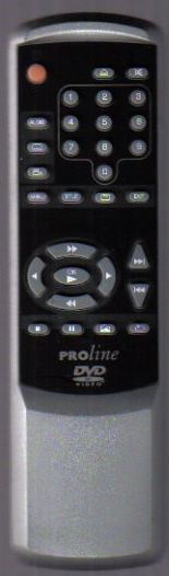 Proline Dvd Remote.